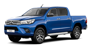 Toyota Hilux - Concessionario Toyota Torino e Collegno