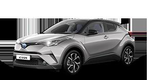 Toyota C-HR - Concessionario Toyota Torino e Collegno