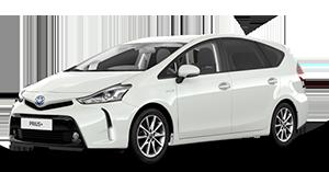 Toyota Prius+ - Concessionario Toyota Torino e Collegno