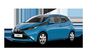Toyota AYGO - Concessionario Toyota Torino e Collegno