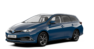 Toyota Auris Touring Sports - Concessionario Toyota Torino e Collegno